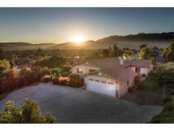 Photo of 920 Loma Drive, Ojai, CA 93023 (MLS # 219002946)