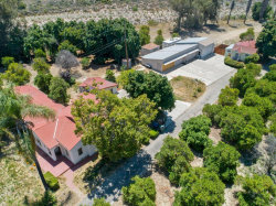 Photo of 1306 Old Telegraph Road, Fillmore, CA 93015 (MLS # 219009176)