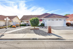Photo of 26259 Columbus Drive, Sun City, CA 92586 (MLS # CV18286218)