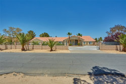 Photo of 19380 Tonkawan Road, Apple Valley, CA 92307 (MLS # CV19116547)