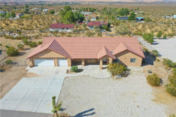 Photo of 32828 Sapphire Road, Lucerne Valley, CA 92356 (MLS # CV20053293)