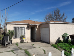 Photo of 827 W Brazil Street, Compton, CA 90220 (MLS # CV21000175)