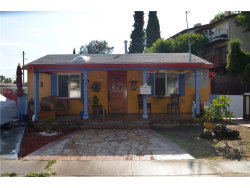 Photo of 4881 Ruth Avenue, Eagle Rock, CA 90041 (MLS # DW17151470)