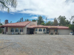 Photo of 23645 Darr Road, Nuevo/Lakeview, CA 92567 (MLS # DW18289035)
