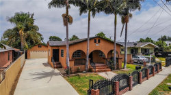 Photo of 12520 S Willowbrook Avenue, Compton, CA 90222 (MLS # DW20117441)