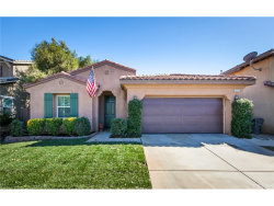 Photo of 1370 Edelweiss Drive, Beaumont, CA 92223 (MLS # EV18271122)