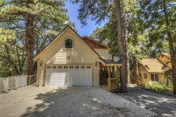 Photo of 24978 Crest Forest Drive, Crestline, CA 92325 (MLS # EV19145417)