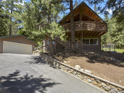 Photo of 855 Bergschrund Drive, Crestline, CA 92325 (MLS # EV19147228)