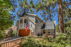 Photo of 884 Grass Valley Road, Lake Arrowhead, CA 92352 (MLS # EV19150198)