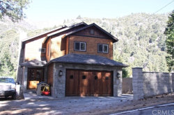 Photo of 41066 Valley Of The Falls Drive, Forest Falls, CA 92339 (MLS # EV20093666)