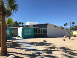 Photo of 2977 E Wyman Drive, Palm Springs, CA 92262 (MLS # IV18038037)