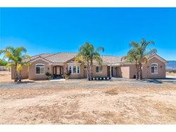 Photo of 41940 Jojoba Hills Circle, Aguanga, CA 92536 (MLS # IV18157538)