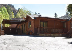 Photo of 5990 Valley View Road, Wrightwood, CA 92397 (MLS # IV18233557)