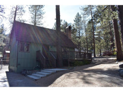 Photo of 1749 Linnet Road, Wrightwood, CA 92397 (MLS # IV18249013)