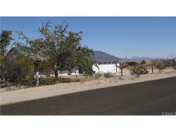 Photo of 27838 Calico Drive, Barstow, CA 92311 (MLS # IV18260041)