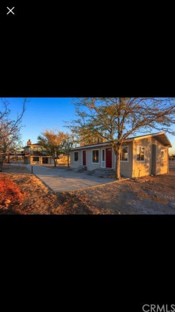 Photo of 9835 Midway Avenue, Lucerne Valley, CA 92356 (MLS # IV19197375)