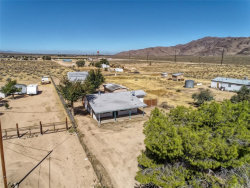 Photo of 10274 Willow Wells Avenue, Lucerne Valley, CA 92356 (MLS # IV19211488)