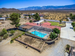 Photo of 31438 Carson Street, Lucerne Valley, CA 92356 (MLS # IV19222477)
