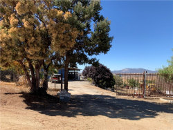 Photo of 39231 Terwilliger Road, Anza, CA 92539 (MLS # IV19241991)