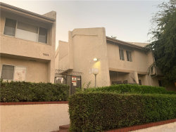 Photo of 7631 Reseda Boulevard, Unit 38-Y, Reseda, CA 91335 (MLS # IV19248998)
