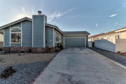Photo of 22241 Nisqually Road, Unit 168, Apple Valley, CA 92308 (MLS # IV20018951)