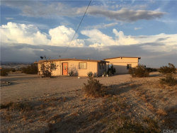 Photo of 3121 Crystal View Road, 29 Palms, CA 92277 (MLS # JT17271515)