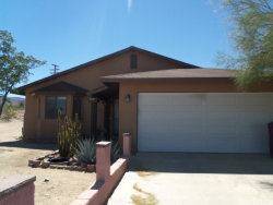 Photo of 74561 Foothill, 29 Palms, CA 92277 (MLS # JT18027445)