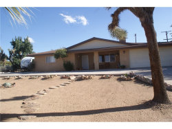 Photo of 56707 Mountain View, Yucca Valley, CA 92284 (MLS # JT18032430)
