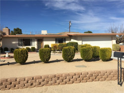 Photo of 61820 Petunia Drive, Joshua Tree, CA 92252 (MLS # JT18037826)