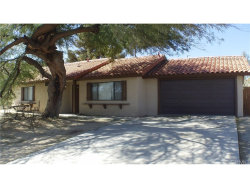 Photo of 7621 Pinon Drive, Yucca Valley, CA 92284 (MLS # JT18090414)