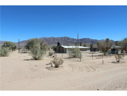 Photo of 2751 Meriwether Road, 29 Palms, CA 92277 (MLS # JT18095237)
