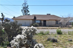 Photo of 58529 Sunflower Drive, Yucca Valley, CA 92284 (MLS # JT19056909)