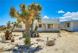 Photo of 71165 Valle Vista Road, 29 Palms, CA 92277 (MLS # JT19126026)