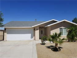 Photo of 6449 Avalon Avenue, Yucca Valley, CA 92284 (MLS # JT19160116)