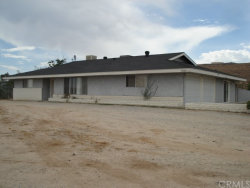 Photo of 4320 Old Woman Springs Road, Yucca Valley, CA 92284 (MLS # JT19214309)