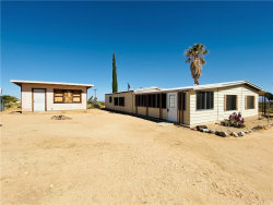 Photo of 3423 Lucerne Vista Avenue, Yucca Valley, CA 92284 (MLS # JT19243796)