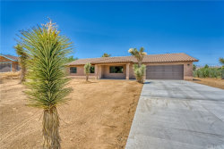Photo of 7584 Barberry Avenue, Yucca Valley, CA 92284 (MLS # JT20051359)