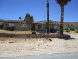 Photo of 71535 Cactus Drive, 29 Palms, CA 92277 (MLS # JT20096875)