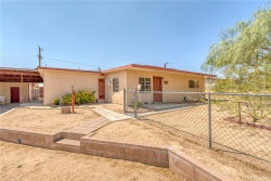 Photo of 61601 Valley View Drive, Joshua Tree, CA 92252 (MLS # JT20173255)