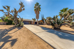 Photo of 56755 Hidden Gold Drive, Yucca Valley, CA 92284 (MLS # JT20215412)