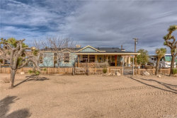 Photo of 55626 Pipes Canyon Road, Yucca Valley, CA 92284 (MLS # JT21006592)