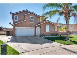 Photo of 3835 Sienna Lane, Perris, CA 92570 (MLS # MB18271823)