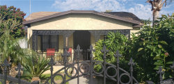 Photo of 1258 S Fetterly Avenue, East Los Angeles, CA 90022 (MLS # MB19098467)