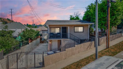 Photo of 3711 Flora Avenue, Lincoln Heights, CA 90031 (MLS # MB20005234)