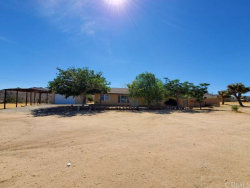 Photo of 8423 Paradise View Road, Yucca Valley, CA 92284 (MLS # OC19161409)
