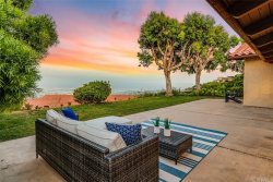 Photo of 3158 Crownview Drive, Rancho Palos Verdes, CA 90275 (MLS # PV19201545)