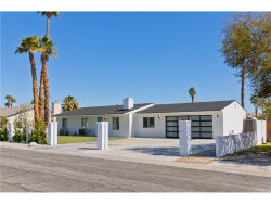 Photo of 2310 Acacia Road W, Palm Springs, CA 92262 (MLS # PW18038017)