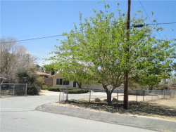 Photo of 7488 Lucerne Vista Avenue, Yucca Valley, CA 92284 (MLS # PW18094341)