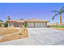 Photo of 44053 Silver Creek Circle, Indian Wells, CA 92210 (MLS # PW18211539)