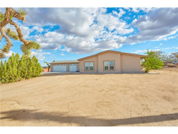 Photo of 57055 Turner Road, Yucca Valley, CA 92284 (MLS # PW18245794)